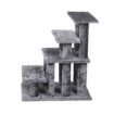 Picture of Cat Tree Beastie Scratching Post Pet Scratcher Condo Tower Scratcher Dog Climbing Grey | Free Delivery