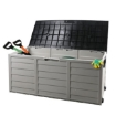 Picture of 290L Outdoor Storage Box Garden Lockable Toys Tools Container Waterproof Indoor | Free Delivery