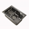 Picture of 620x430mm Nano Coated Stainless Steel Kitchen Sink | Free Delivery