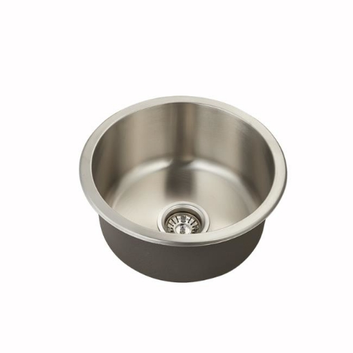Picture of 420x200mm Stainless Steel Kitchen Sink   Free Delivery