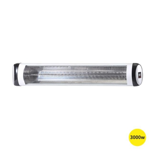 Picture of Spector 3000W Electric Infrared Patio Heater Radiant Strip Indoor Remote   Free Delivery