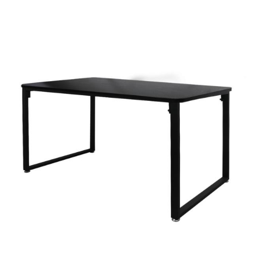 Picture of Office Desks Computer Desk Study Table Home Workstation Student PC Laptop Metal | Free Delivery