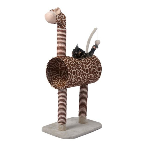 Picture of Cat Tree Tower Condo House Post Scratching Furniture Play Pet Activity Kitty Bed   Free Delivery