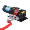 Picture of Electric Winch 3500LBS/1590KGS Wireless Control 12V Synthetic Rope Boat Atv 4WD   Free Delivery