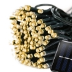 Picture of Solar Powered LED Fairy String Lights Outdoor Garden Party Wedding Controller   Free Delivery