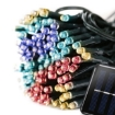 Picture of 35M 200LED String Solar Powered Fairy Lights Garden Christmas Decor Multi Colour   Free Delivery