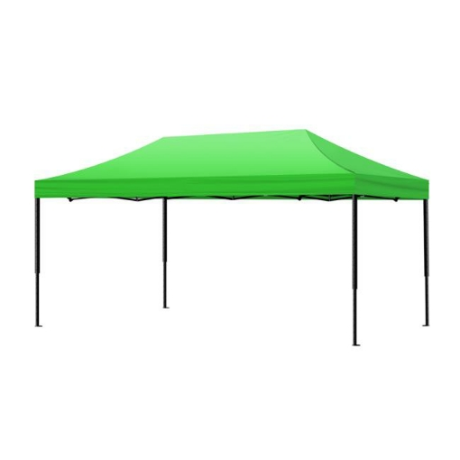 Picture of Mountview Gazebo Tent 3x6 Outdoor Marquee Gazebos Camping Canopy Wedding Green   Free Delivery