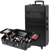 Picture of Makeup Case Professional Makeup Organiser 7 in 1 Trolley Black   Free Delivery