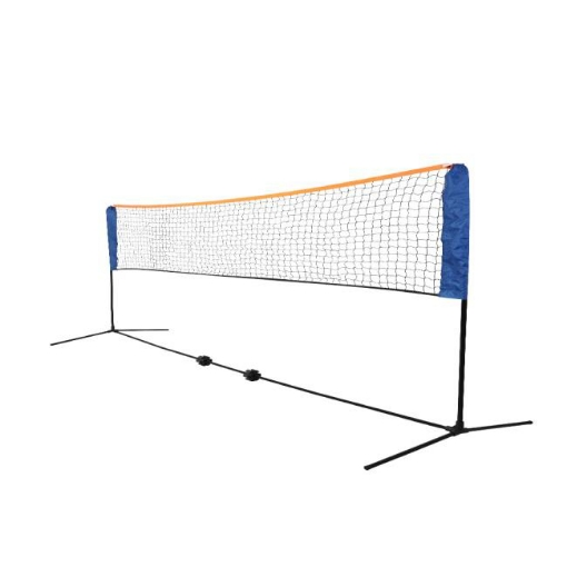 Picture of 5M Badminton Volleyball Tennis Net Portable Sports Set Stand Beach Backyards   Free Delivery