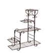 Picture of Levede Plant Stand New Design Flower Pot Corner Shelf Bronze Type 2 | Free Delivery