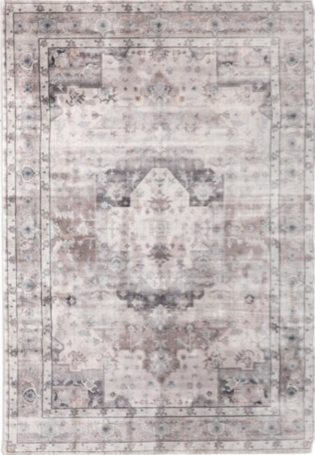 Picture of ARIELLE 155X225 SUPER SOFT MICROFIBRE QUALITY RUG 71002 BJX71002-2   Free Delivery