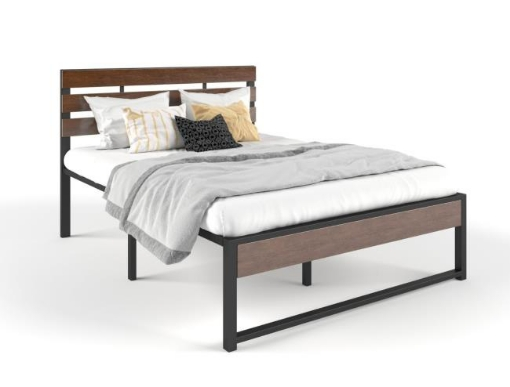 Picture of Oro Bed Frame Double | Free Delivery