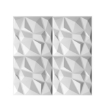Picture of 12Pcs 3D PVC Wall Panels EcoFriendly Paintable Home Background Decor 50x50cm   Free Delivery