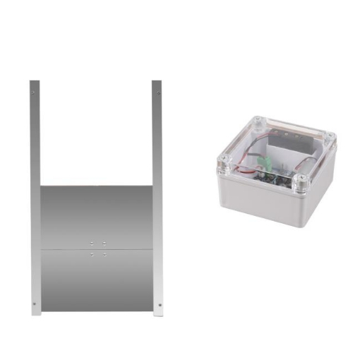 Picture of Traderight Automatic Chicken Coop Door Opener Cage Closer Timer and Light Sensor   Free Delivery