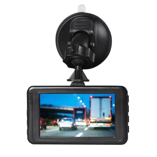 """Picture of Car Dash Camera Cam 1080P FHD 3""""LCD Video DVR Recorder Camera Night Vision Kit   Free Delivery"""