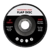 """Picture of Traderight Flap Discs 125mm 5"""" Zirconia Sanding Wheel 120 # Sander Grinding x20 