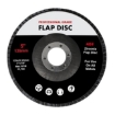 """Picture of Traderight Flap Discs 125mm 5"""" Zirconia Sanding Wheel 40 # Sander Grinding x10 