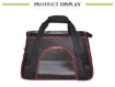 Picture of Light Weight Soft Sided Foldable Durable Polyester Pet Carrier Bag | Free Delivery