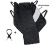 Picture of Hammock Style Foldable Portable Car Back Seat Cover For Dog | Free Delivery