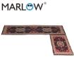Picture of Marlow 2x Kitchen Mat Floor Rugs Area Carpet Non-Slip Door Mat 45x180cm /45x75cm | Free Delivery