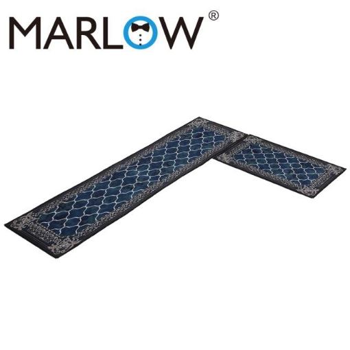 Picture of Marlow 2x Kitchen Mat Floor Rugs Area Carpet Non-Slip Door Mat 45x150cm /45x75cm | Free Delivery