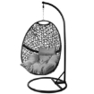 Picture of Levede Hanging Swing Egg Chair Outdoor Furniture Hammock Pod Patio Cushion Seat | Free Delivery
