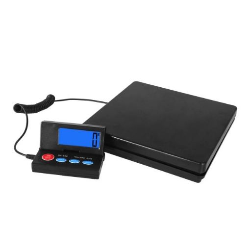 Picture of 50kg Digital Postal Scales Electronic Commercial Scale Parcel Letter Shop LCD | Free Delivery
