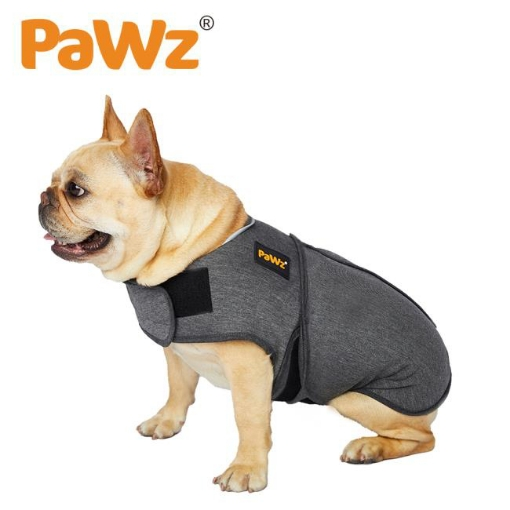 Picture of PaWz Dog Thunder Anxiety Jacket Vest Calming Pet Emotional Appeasing Cloth S | Free Delivery