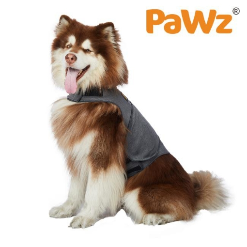 Picture of PaWz Dog Thunder Anxiety Jacket Vest Calming Pet Emotional Appeasing Cloth XXL | Free Delivery