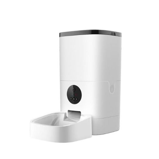 Picture of Pawz Auto Feeder Pet Automatic Camera Cat Dog Smart Hd Wifi App Food Dispenser | Free Delivery