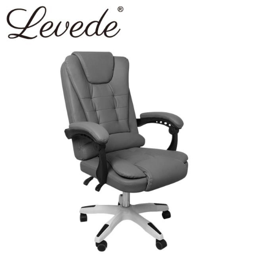 Picture of Levede Gaming Chair Office Computer Seat Racing PU Leather Executive Recliner | Free Delivery