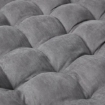Picture of PaWz Pet Bed 2 Way Use Dog Cat Soft Warm Calming Mat Sleeping Kennel Sofa Grey S | Free Delivery