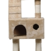 Picture of Cat Tree Tower Condo House Post Scratching Furniture Play Pet Activity Kitty Bed | Free Delivery