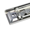 Picture of 150KG Drawer Slides 400MM Full Extension Soft Close Locking Ball Bearing Pair   Free Delivery