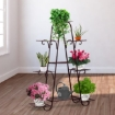 Picture of Levede Plant Stand New Design Flower Pot Corner Shelf Bronze Type 1   Free Delivery